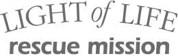 Light of Life Rescue Mission Pittsburgh Logo