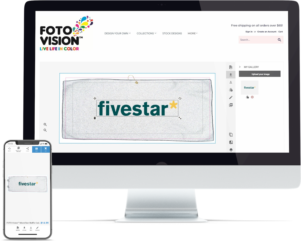 fivestar developed an ecommerce website that expanded sales