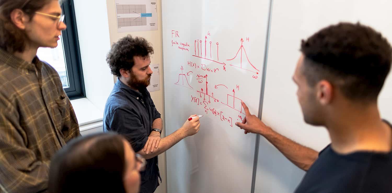 engineers in training