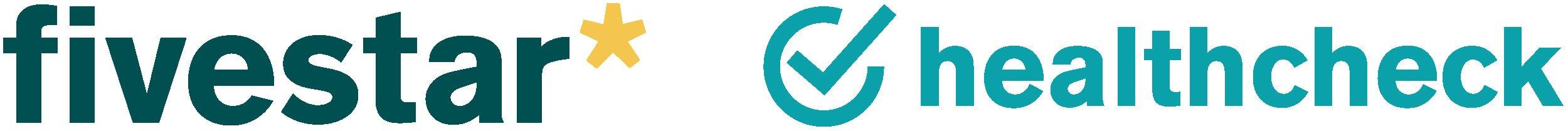 fivestar and salesforce healthcheck logo