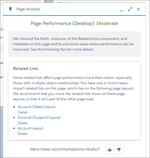 page performance analyzer