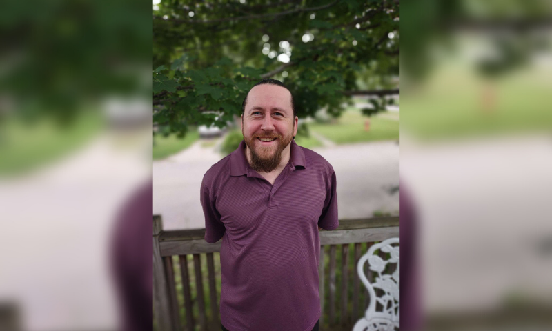 Employee Spotlight: Glen Compton, avid musician, gamer, and our first Yooper hire!